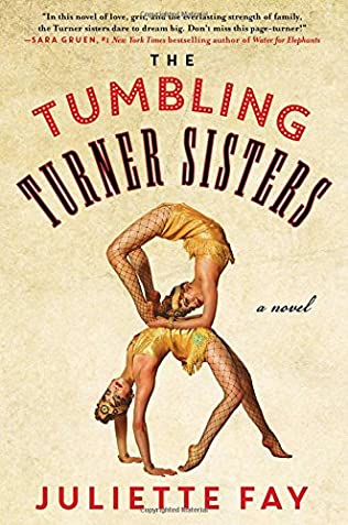 book cover of The Tumbling Turner Sisters