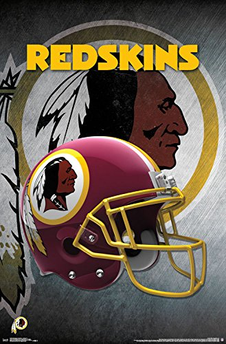 Washington Redskins Poster, Redskins Poster, Redskins ...