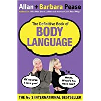 The Definitive Book of Body Language by Allan Pease - Paperback
