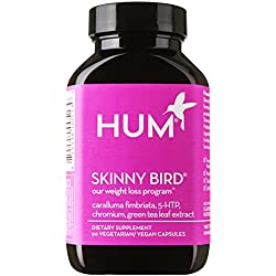 HUM Nutrition - Skinny Bird - Botanical Weight Management Support, 90 Vegan Capsules