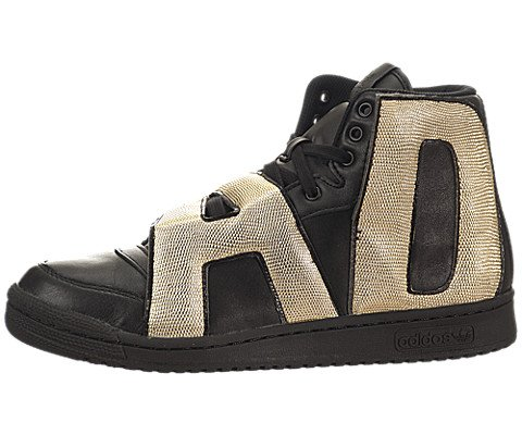 Adidas Jeremy Scott Letters Gold Men's Shoes Size - Jeremy Scott