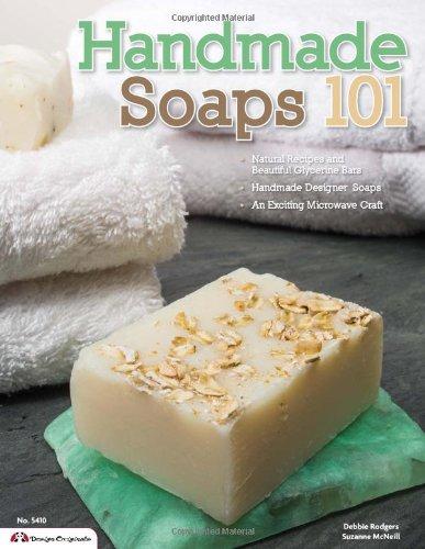 Handmade Soaps 101 (Design Originals)
