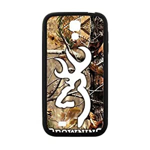Browning Fashion Comstom Plastic case cover For Samsung Galaxy S4 by icecream design