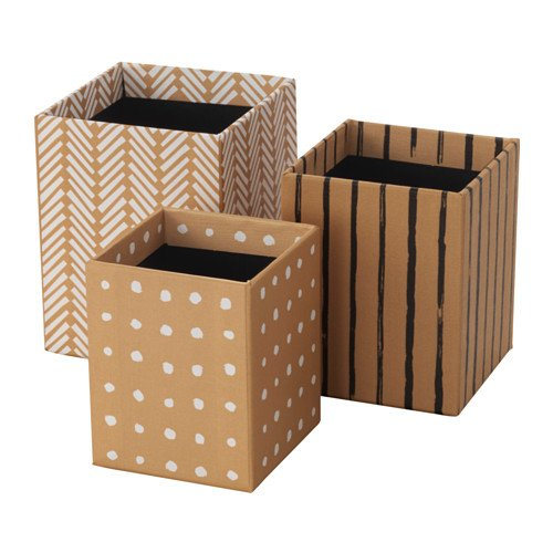 IKEA HEJSAN Cups Kraft Brown product image