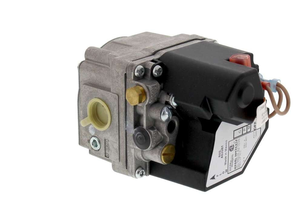 White-Rodgers 36H32-214 Series 36H Fast Opening Single Stage Natural/Lp Gas Valve, 1/2'' x 1/2'' Pipe, -40 Degree - 175 Degree F Temperature Range, 24V