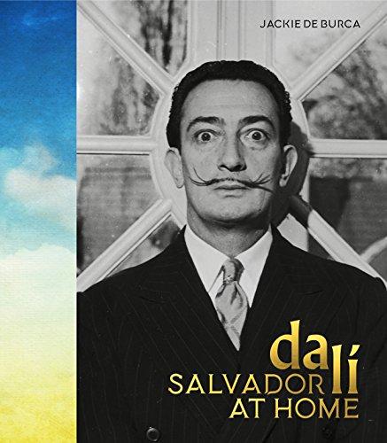 Works Of Salvador Dali - Salvador Dali at Home