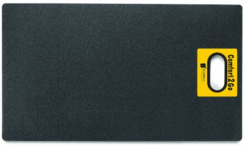 Wearwell PVC 518 Comfort2Go Heavy Duty Anti-Fatigue Mat, for Dry Areas, 17