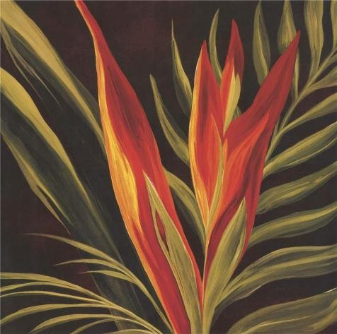oil-painting-strelitzia-printing-on-perfect-effect-canvas-16x16-inch-41x41-cm-the-best-wall-art-deco