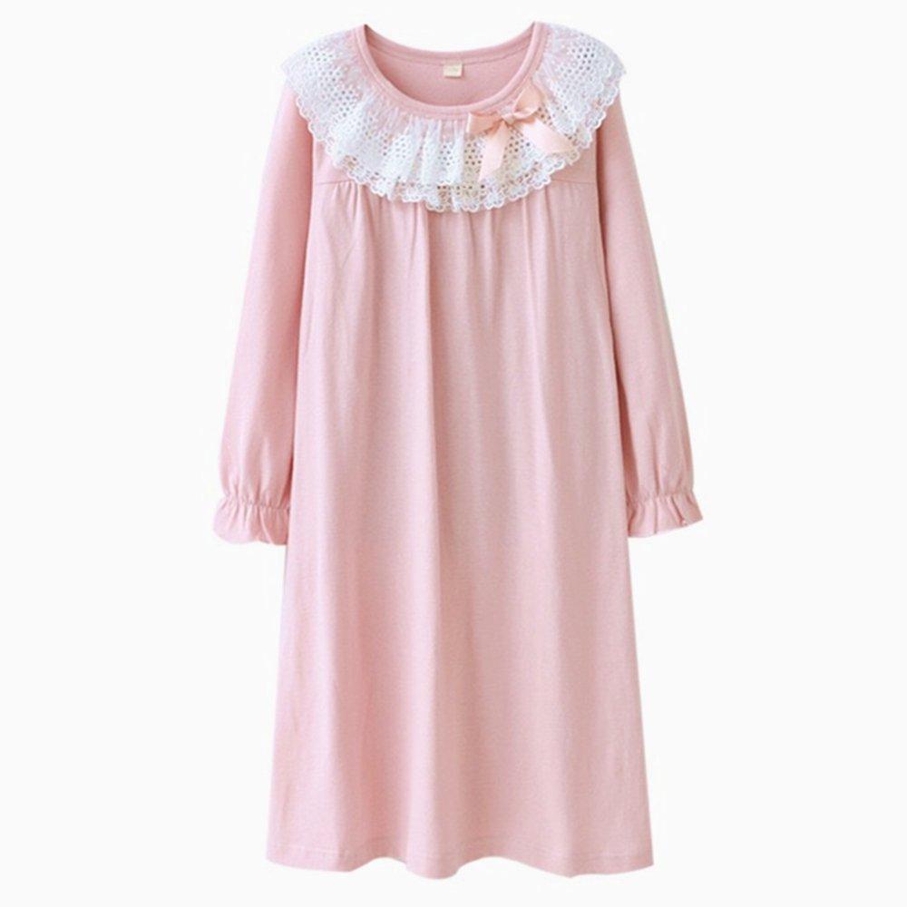 45512f93f 2Bunnies Girls Vintage lace Fancy Nightgown Princess Nightdress ...