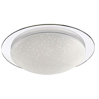 LED 18 Watt Decken Lampe Sternen Himmel Badezimmer Leuchte IP44 CCT ...