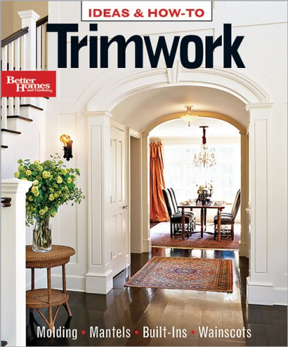 Trimwork (Better Homes & Gardens Decorating)