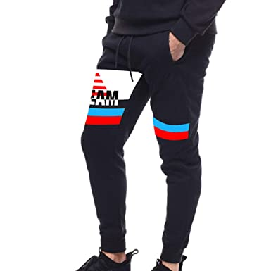 oneforus Pantalones de chándal para Hombre Cerrados para ...