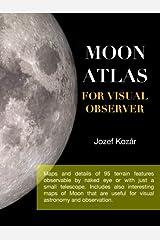 Moon Atlas for Visual Observer Paperback
