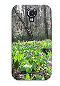 Julian B. Mathis's Shop Galaxy S4 Flower Tpu Silicone Gel Case Cover. Fits Galaxy S4 1497826K92630753
