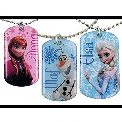 Disney Frozen Elsa Necklace Jewelry