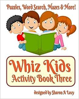 Descargar It Por Utorrent Whiz Kids Activity Book Three Formato PDF