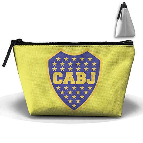 Boca Juniors 2018 New Style Oxford Cloth Trapezoidal Travel Portable Receiving Bag Make-up Cosmetic Bag Sewing Kit Stationery Bags Multi-function Bag