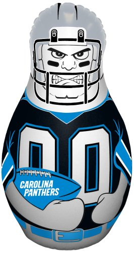 (Fremont Die NFL Carolina Panthers Mini Tackle Buddy)