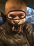 JIUSY Animal Balaclava Face Mask Breathable Speed