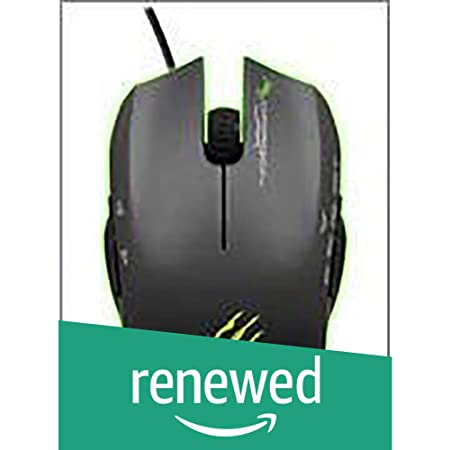 Renewed  Dragonwar Astra ELE G2 Gaming Laser Mouse  Black  Gaming Mice