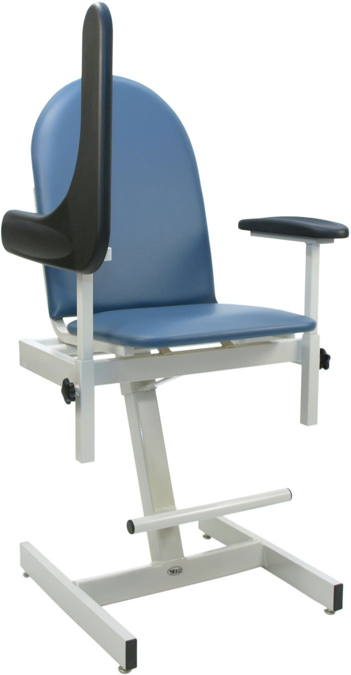 Amazon.com: Winco Padded Designer Blood Drawing Chair: Health ...