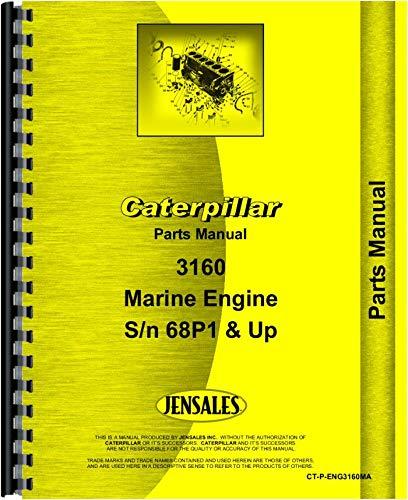 Caterpillar 3160 Engine Parts Manual (SN# 68P1): Caterpillar:  6301147642820: Amazon.com: BooksAmazon.com