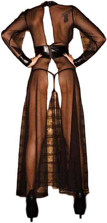 Combinaison GGTBOUTIQUE Femme Noir Noir