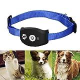 Jeeke Pet Tracker, FREE APP Mobile Dog Cat Tracker Pet Realtime GPS/GSM Positioning (Black)