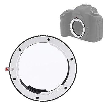 Anillo adaptador de lentes, LR-EOS Anillo adaptador de montaje de ...
