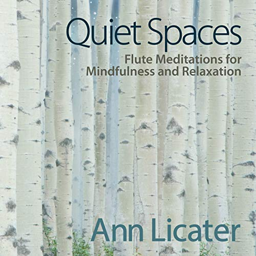 - Quiet Spaces: Flute Meditations for Mindfulness and Relaxation