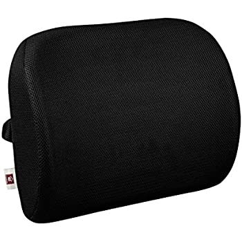 Amazon Com Lovehome Memory Foam Lumbar Support Back