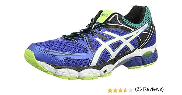 ASICS Gel-Pulse 6, Zapatillas de Running Hombre^Mujer, Azul (Blue ...