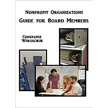 Nonproft Organizations: Guide for Board Members