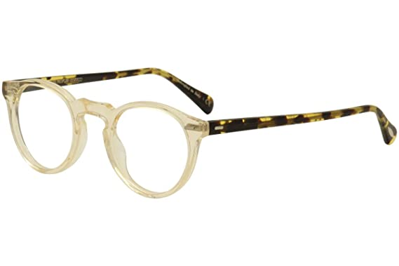 it uomo Oliver Peoples Amazon rotondo Peck Ov 5186 Gregory acetato wzq0gqZax