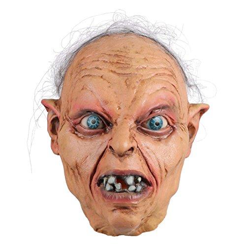 Landi (Gollum Mask Costume)