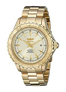 """Invicta Men's 2306 """"Pro-Diver Collection"""" 23k Gold-Plated Dive Watch"""