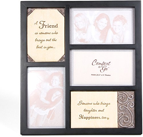 Comfort to Go by Pavilion Collage Frame
