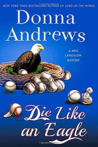 book cover of Die Like an Eagle