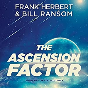 The Ascension Factor Audiobook
