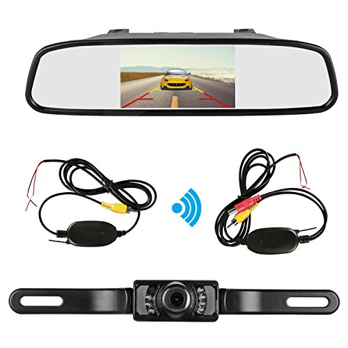 Wireless Backup Camera - 4