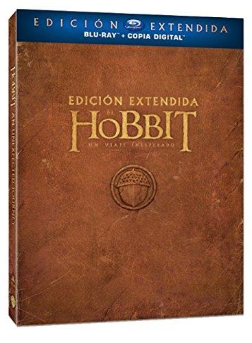 El Hobbit: Un Viaje Inesperado - Edición Extendida BD Blu