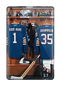 tiffany moreno's Shop Hot 4741118J492145806 edmonton oilers (25) NHL Sports & Colleges fashionable iPad Mini 2 cases