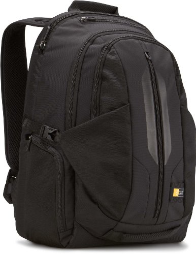 Case Logic Laptop Backpack Black RBP-117BLA