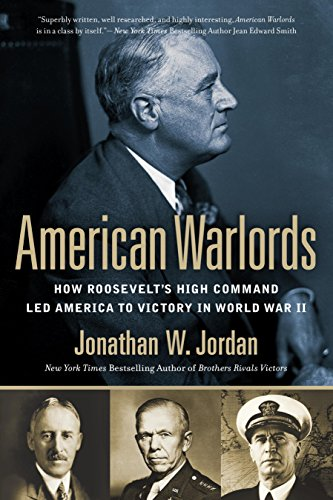 American Warlords Roosevelts Command America ebook product image