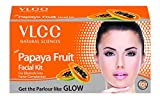 VLCC Papaya Fruit Facial Kit, 60gm
