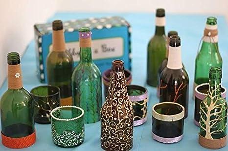 Amazon.com: Herramienta para corte de botellas de vino para ...