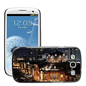 Hot Style Cell Phone PC Hard Case Cover // M00171417 Building Japan Tokyo // Samsung Galaxy S3 S III SIII i9300