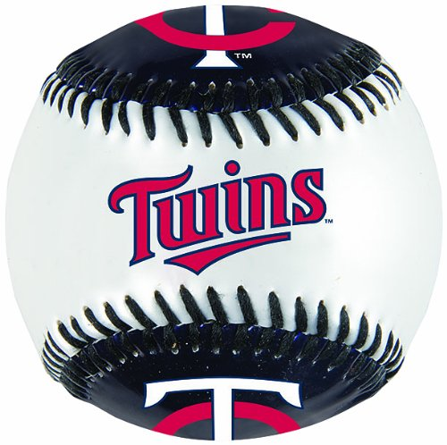 Franklin Sports MLB Minnesota Twins Team Softstrike Baseball