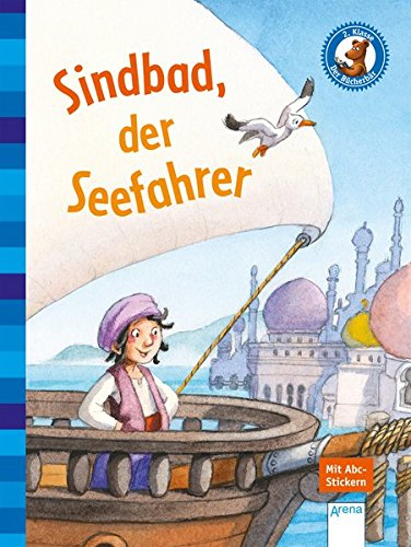 Sindbad, der Seefahrer: Der Bücherbär: Klassiker für Erstleser