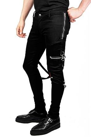 Bbw leather skirt vest